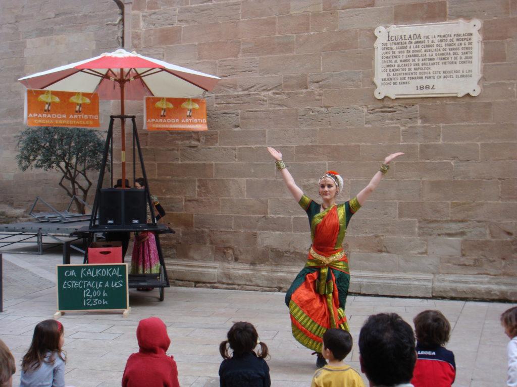 La Mostra d'Igualada - Fira de teatre infantil i juvenil 2009