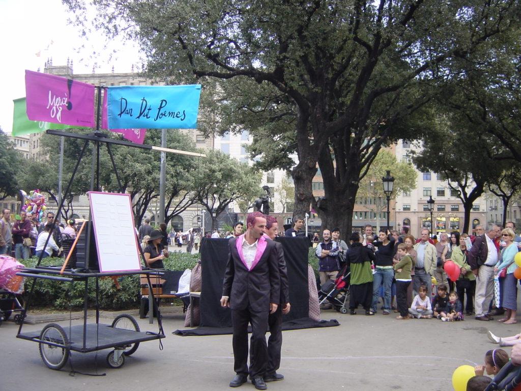 Festes de la Mercè 2008 - Espai Plaça Catalunya